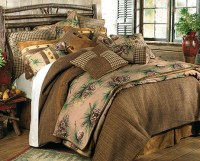 Cabin Decor and Cabin Bedding