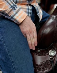 Checking the fit also western saddle seat sizing chart rh horsesaddleshop
