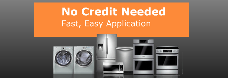 kitchen appliances pay monthly refacing cabinets diy no credit needed lease program instant online approval