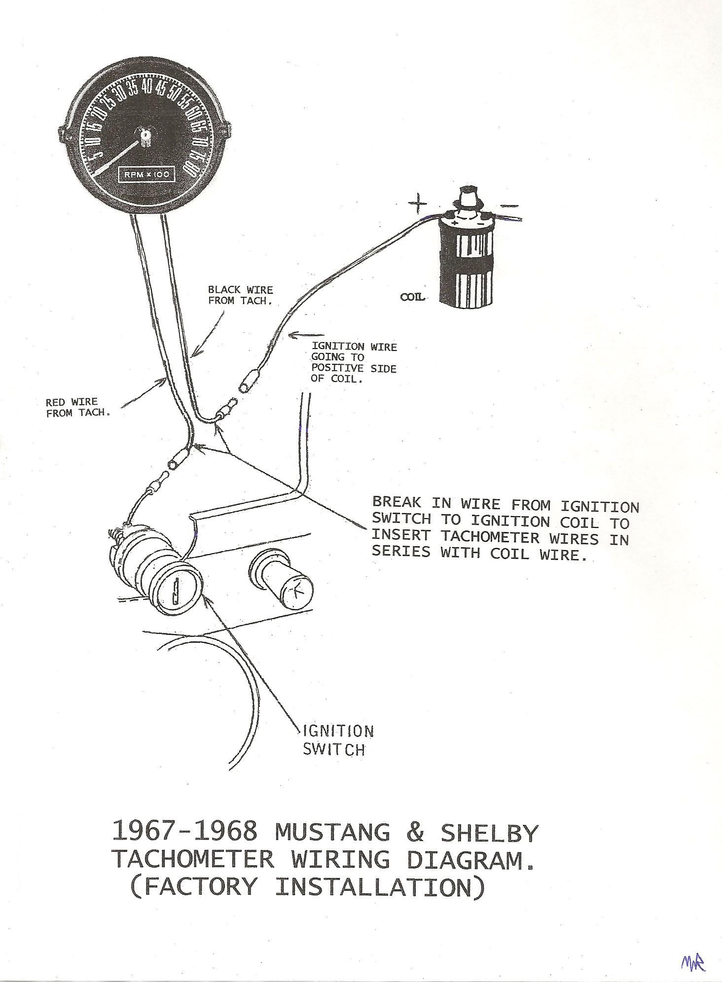 1968 mustang wiring diagram for outdoor motion sensor light tech info