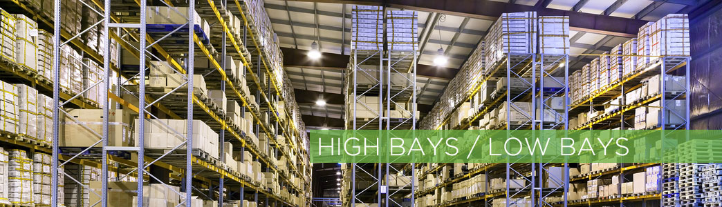 what is high bay lighting and what is