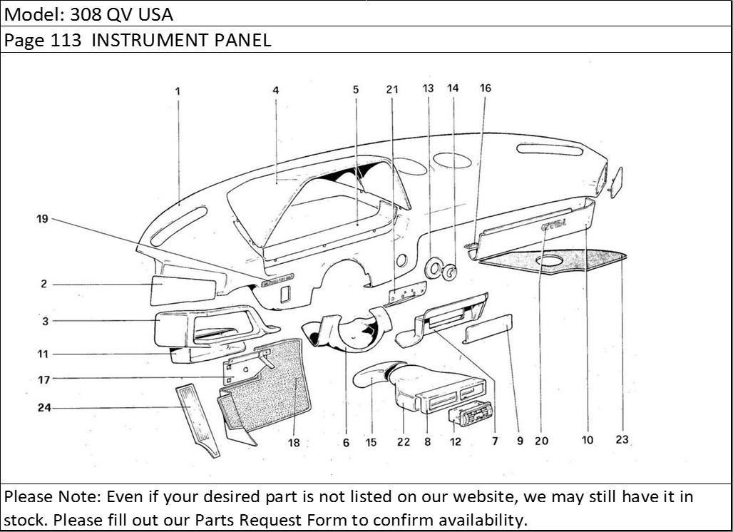Buy Ferrari Part # 60375201 AIR CONDITIONING, AIR