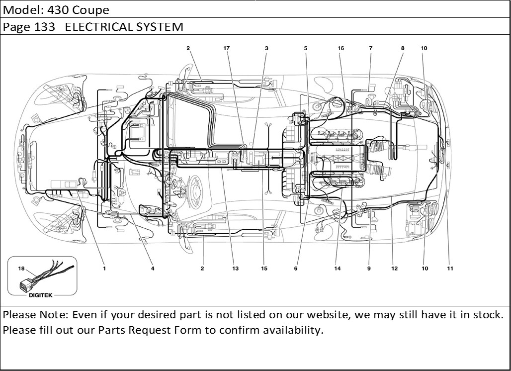 Astounding Ferrari Electrical Diagram Basic Electronics Wiring Diagram Wiring Cloud Hisonuggs Outletorg