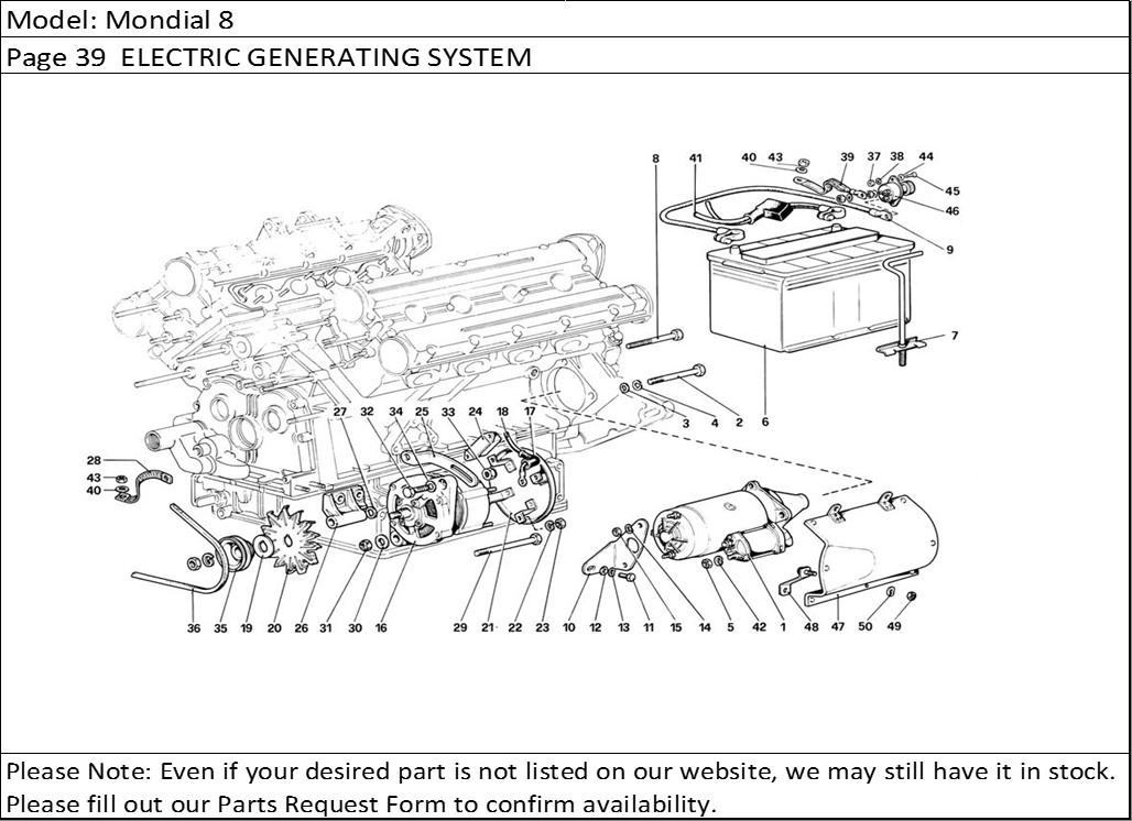 1989 ferrari 328 gtb 328 gts wiring diagram