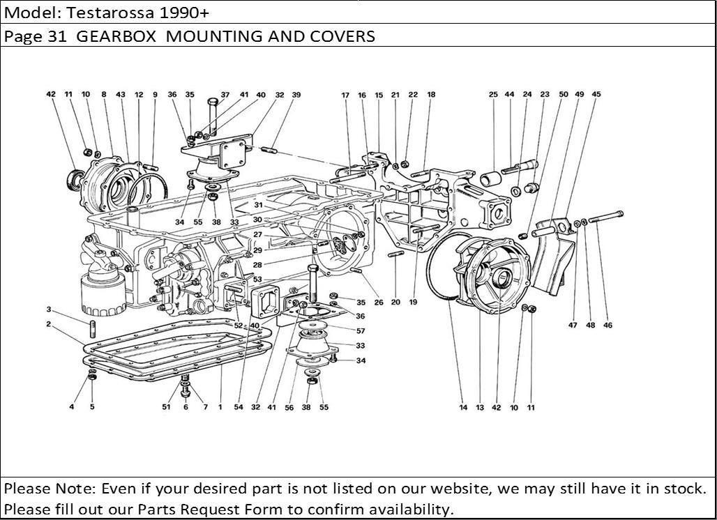 1986 Ferrari Mondial Parts Diagram. Ferrari. Auto Wiring