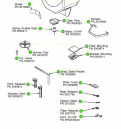 buyers saltdogg tgs06 buyers salt spreader parts diagram salt truck diagram [ 626 x 1351 Pixel ]