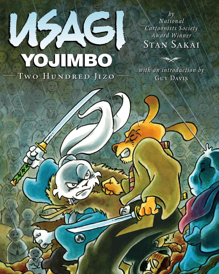 Usagi Yojimbo Vol 29 200 Jizo by Stan Sakai  Digital