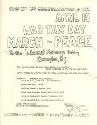 War-Tax-Day
