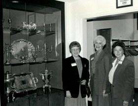 Woman's Club Silver Service, 1994