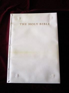 Cover of the Moser Bible