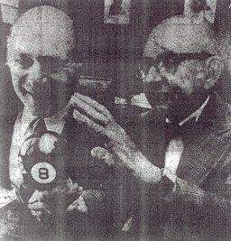 Bookman and Sid Korey
