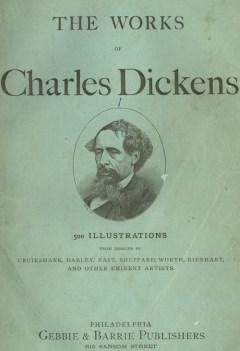Cover of the Works of Charles Dickens