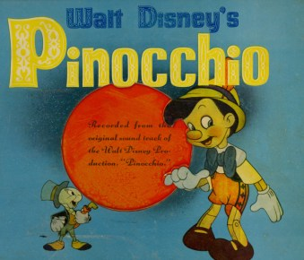 Pinocchio Recordings