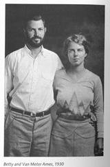 Betty and Van Meter Ames