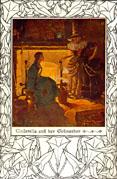 Cinderella and Her Godmother
