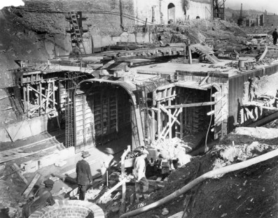 Subway Construction