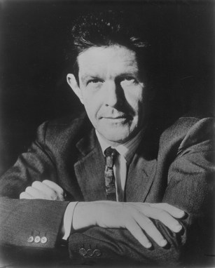 Headshot of John Cage