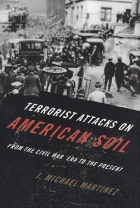 Cover of Terrorist Attacks on American Soil