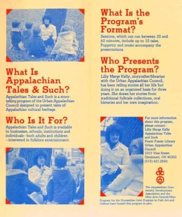 Appalachian Storyteller