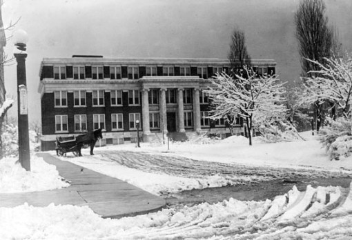 Beecher Hall