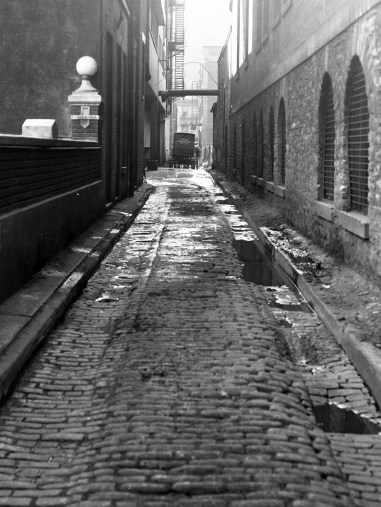 Cathedral Alley