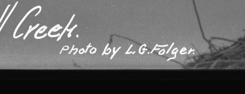 L.G. Folger Signature