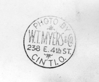 W.T. Myers Stamp