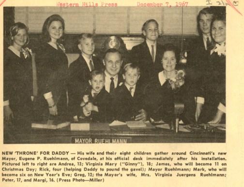 Ruehlmann family, 1967