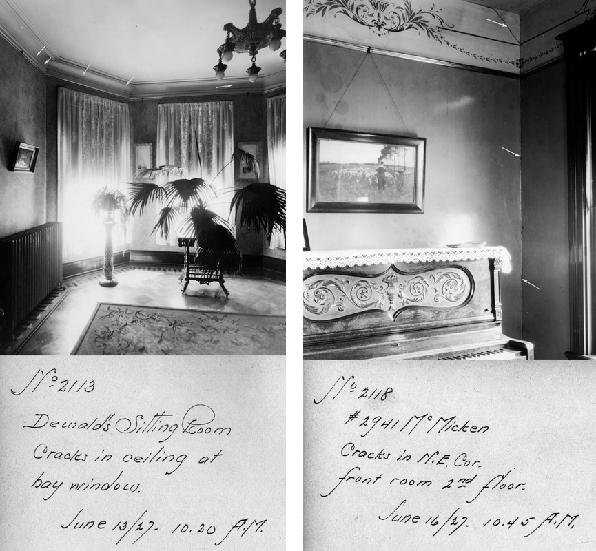 Home Interiors of the 1920s = Adventures in the Subway and Street ...