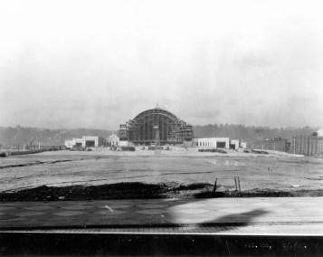Union Terminal Construction