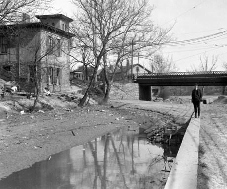 Ludlow Avenue Dam