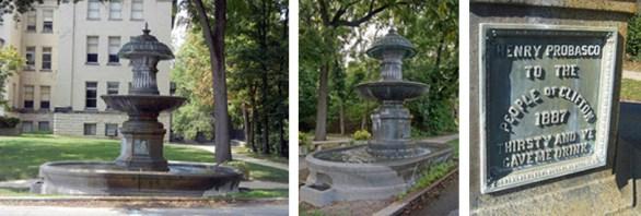 Clifton Fountain