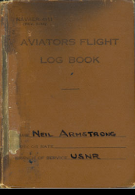 armstrong-flight-log-book-cover
