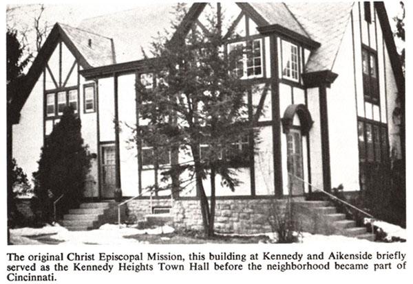 Christ Episcopal Mission