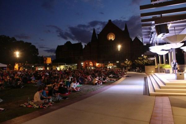 Cincinnati Shakespeare Company in the Park