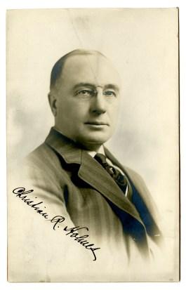 Dr. Christian R. Holmes