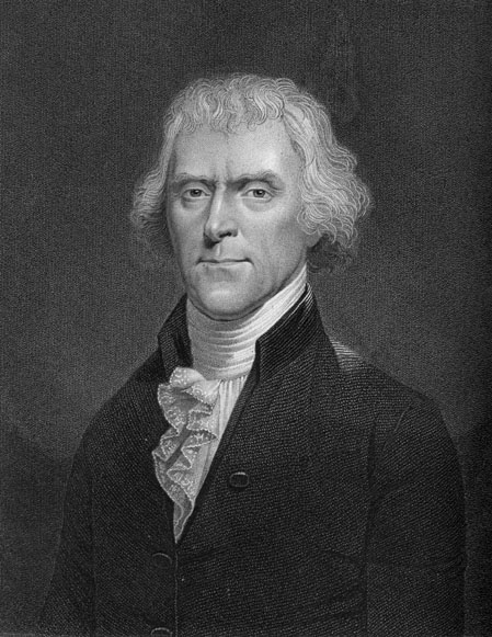 thomas jefferson the enlightenment Almost all of thomas jefferson's writings include creative, stylistically and  of a  late newtonian enlightenment, in a period between ancient and modern modes.