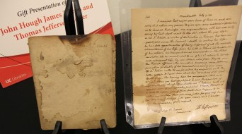 thesis and thomas jefferson letter