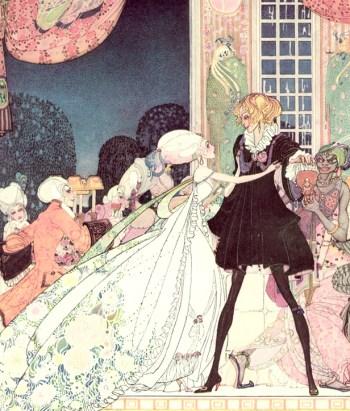 12 Princesses Dancing