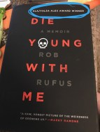 Cover of Die Young With Me book.
