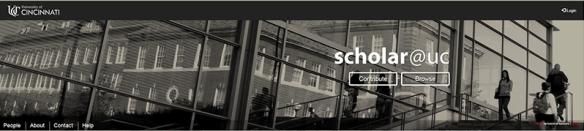 Scholar@UC 3.0