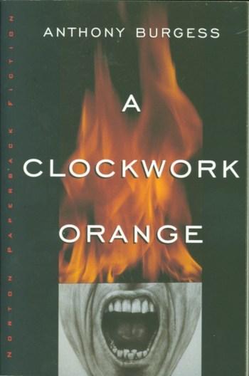 A Clockwork Orange Cover