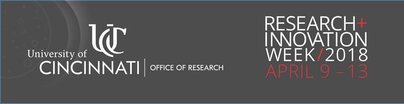research week header