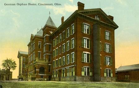 General Protestant Orphan Asylum, Cincinnati