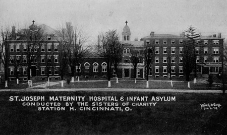 St. Joseph Maternity Home and Infant Asylum