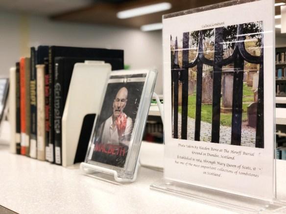 British Isles Book Display Photo 2