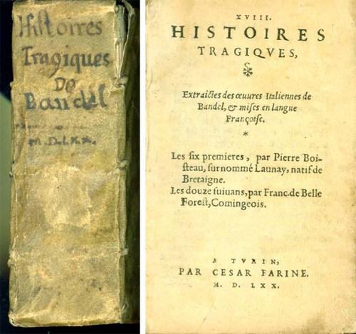 Volume of Shakespeare's Italian Inspiration