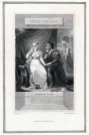 Romeo and Juliet illustration