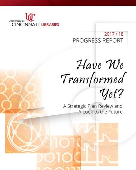UC Libraries Progress Report