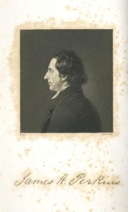 Portrait James H. Perkins